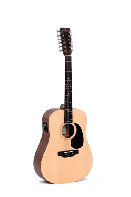 Sigma DME12+ 12-String Electro-Acoustic Guitar